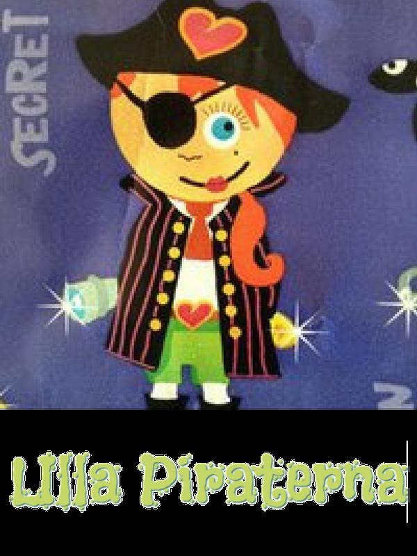 Gabi och Lilla Piraterna Logotyp